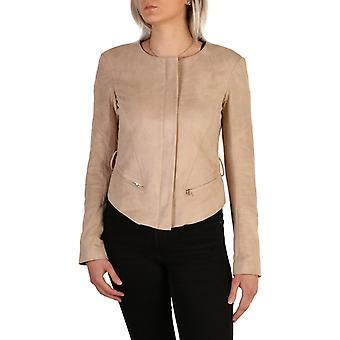 Guess 72g303 Frauen's Reißverschluss Außentaschen Blazer