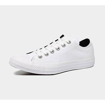 Converse Ctas Ox Valkoinen/Musta Naiset&S Kengät Saappaat