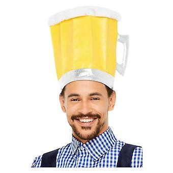 Mens Oktoberfest Øl Hatt
