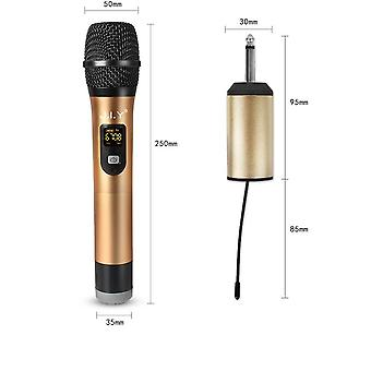 Wireless Karaoke Microphone MIC  Player  System Digital Sound AND Audio Mixer Singing Machine