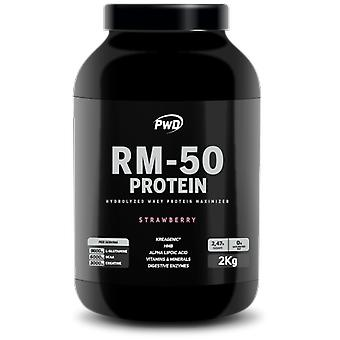 PWD Nutrition RM 50 Protein Strawberry 2 kg