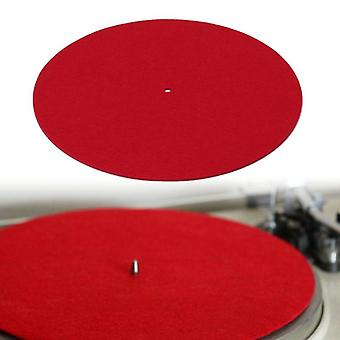 Lemezjátszó Mat Slipmat Audiophile- 3mm Filé Vinyl Record Players,