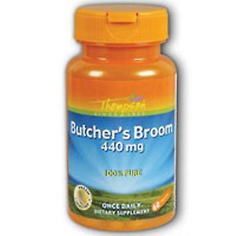 Thompson Butcher-apos;s Broom, 440 MG, 60 Caps