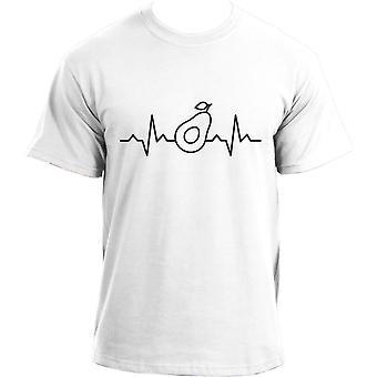 Heartbeat Avocado T shirt I Avocado Fruits Healthy Food Vegan T-Shirt