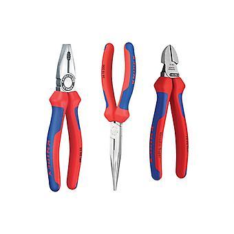 Knipex Monteringspakke Tang sett 3 stykke KPX002011