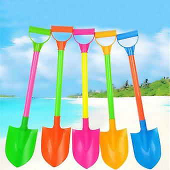 Funny Snow Shovel Toys- Kids Plastic Beach Toy, Plastic Spade Model Mold