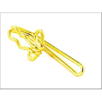 Securit Curtain Hooks Nickel Plated x 20 S6432