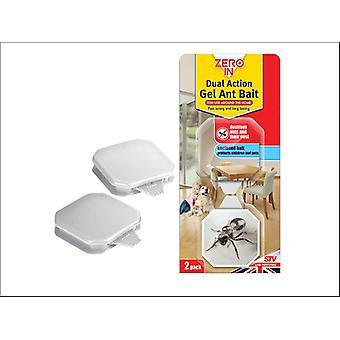 STV Dual Action Ant Bait Gel ZER965