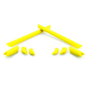 Replacement Rubber Kit for Oakley Half Jacket XLJ Earsocks & Nosepads Yellow