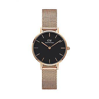 Daniel Wellington DW00100217 Classic Melrose Petite Rose Gold Tone Wristwatch