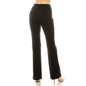 Pantalon midrise bootcut dress