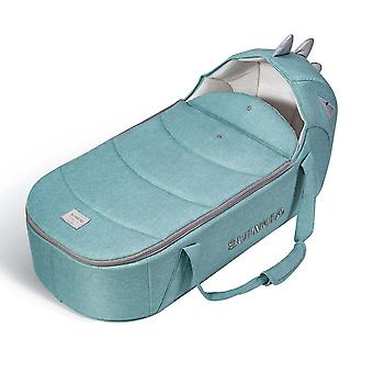 Draagbare Baby Carrycot Bassinet Travel Bed Crib, Infant Transporter Basket