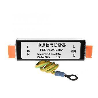 Túlfeszültség-védelem eszköz power protector Lightning levezető Spd