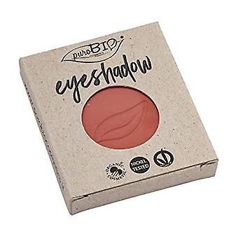 28 Mörkorange ögonskugga Påfyllning 2,5 g pulver (Orange)