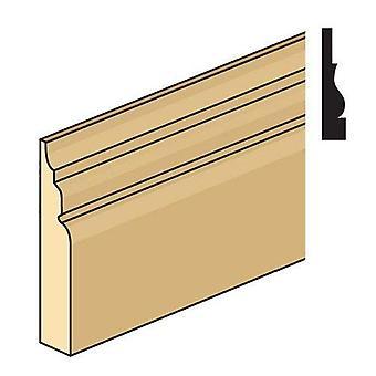 Nuket Talon rakentajat Diy 1:12 Vaa'an puutavaran ikkunan oven kotelo 24