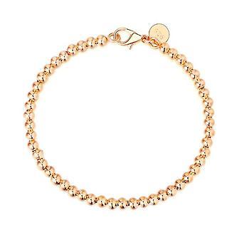 Silver Beads Chain Bracelet