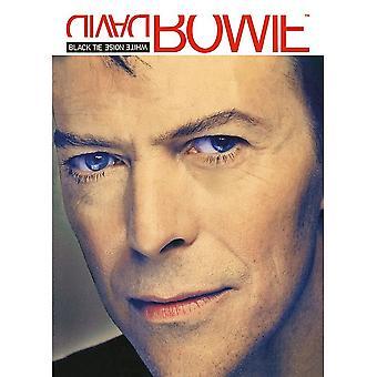 David Bowie Black Tie White Noise Ansichtkaart