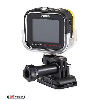 Vtech action cam hd action camera for kids, kids digital camera for outdoor sports, handy & waterpro