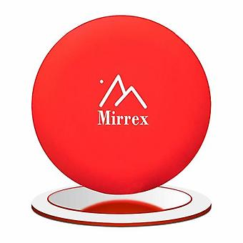 Mirrex Portable Lighted Mirror With Wireless Charging