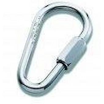 New Mailllon Rapide Standard Carabiner Silver