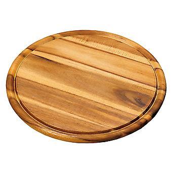 Fsc® Acazia Holzfleischbrett 30 cm