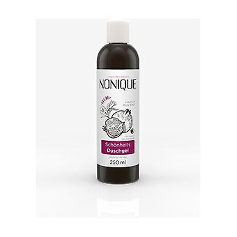 Luxurious shower gel 250 ml of gel (Pomegranate - Raspberry - Berries)