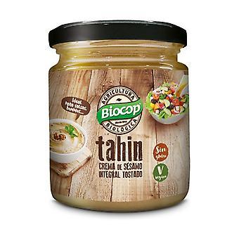 Tahin Toasted whole sesame cream 225 g of cream