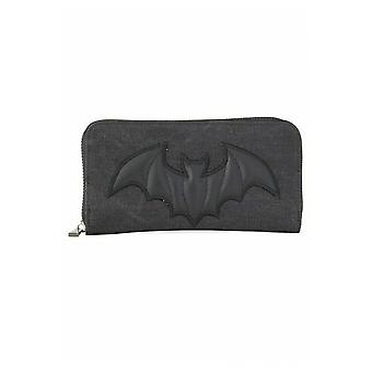 Banned Apparel Bat Frenzy Wallet