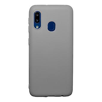 Ultra-Slim Case compatible with Samsung Galaxy A10e | In Grey |