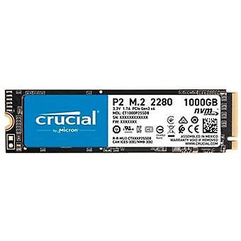 Hard Drive Crucial CT1000P2SSD8 1000GB SSD M.2
