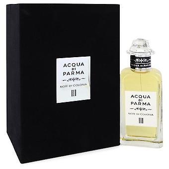 Acqua Di Parma Note Di Colonia Iii Eau De Cologne Spray (unisex) By Acqua Di Parma 5 oz Eau De Cologne Spray