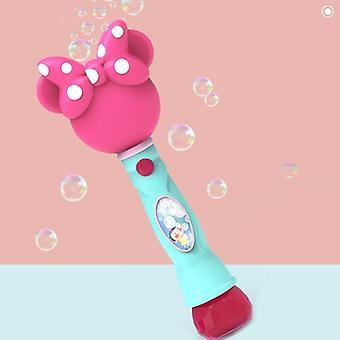 Magic Wand Bubble Gun