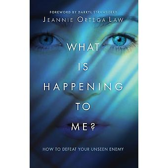 What Is Happening to Me by Jeannie Ortega Law