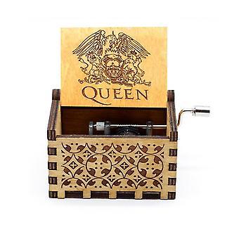 Freddie Mercury Music Box