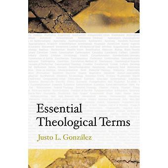 المصطلحات اللاهوتية الأساسية من قبل Justo L. غونزاليس -- 9780664228101 كتاب