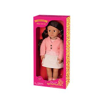 Our generation maricela doll