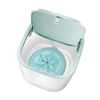 Mini lavatrice automatica, ricarica Usb casa disidratata rotante