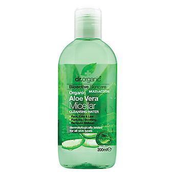 Dr. Organic Aloe Vera Micellar-Wasser 200 ml