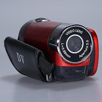 1080p videokamera Profesionálna digitálna kamkordér 270 stupňová rotácia