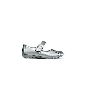 Lisa Leather Comfort Grey