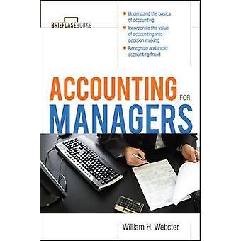 Contabilidad de gerentes por William Webster