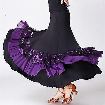 Abito pratica flamenco femminile