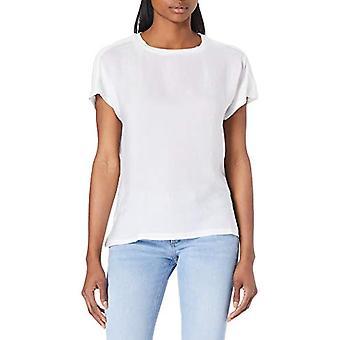 Bare ONYARIVA S/S Mix Top Jrs T-skjorte, Cloud Dancer, Liten kvinne
