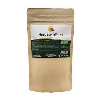 Organic wheat grass 150 g