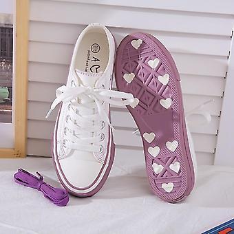 Uuden tyylin naiset hengittävät rento kengät