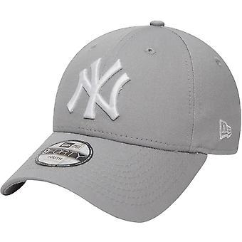 Новая эра Молодежь Нью-йорк Янкиз MLB Лига Основные 9Forty Cap - Серый - 6-12 Yrs