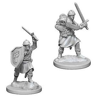Pathfinder Deep Cuts Omålade miniatyrer - Infanterier