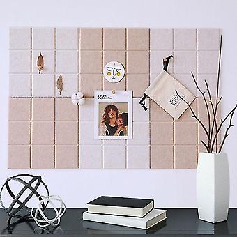 לוח לבד בסגנון נורדי לתצוגת תמונה/הודעה
