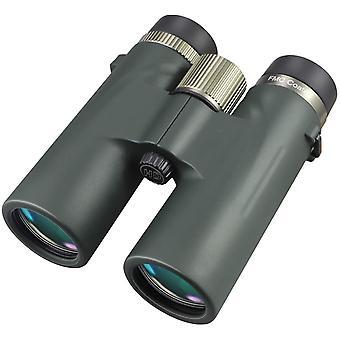 1000M Powerful Adult Binoculars, 12x42 Powerful HD Binoculars with BAK4 Prism FMC Lens, Anti-fog and waterproof nitrogen-filled, for Bird Watching, Camping, Hunting, Hiking,(Army green)