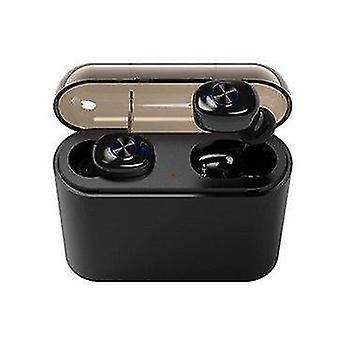 S680 מיני TWS אוזניות אלחוטיות אמיתיות 5D סטריאו Bluetooth 5.0 אוזניות עמיד למים